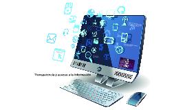 Conclusión: Transparencia y acceso a la información