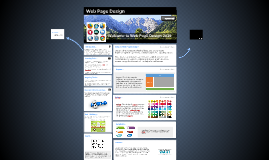 Year 10 Web Page Design