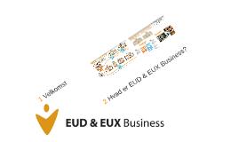 Præsentation af EUD/EUX brobygning