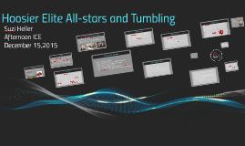 Hoosier Elite Allstars and Tumbling