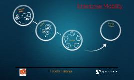 Enterprise Mobility - Ayi & asociados - Tarjeta Naranja