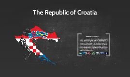 The Republic of Croatia