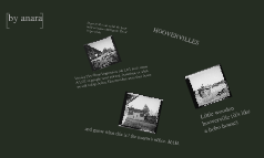 Copy of The Great Depression- hoovervilles
