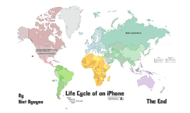 Life Cycle of an iPhone