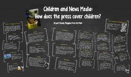 News Media and Children: