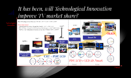 Battle Over TV In the Market