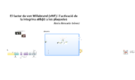 vWF i l'activació de la integrina de les plaquetes