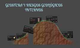 GEOSFERA Y RIESGOS GEOLÓGICOS INTERNOS