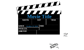 Copy of Movie Advertisement Template