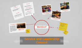 Service and Leadership Council