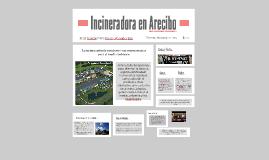 Incineradora en Arecibo