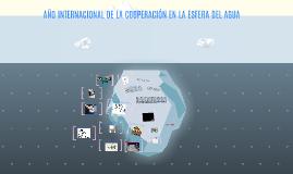 Copy of PRESENTACION SOBRE EL CUIDADO DEL AGUA