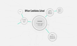 Officer Candidates School