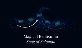 Magical Realism in Song of Solomon
