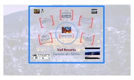 HSA 350 - Vail Resorts