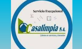 Servicio Excepcional