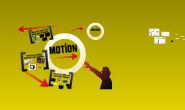 Unit 8: Motion