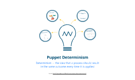 Puppet Determinism