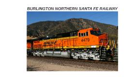Copy of BURLINGTON NORTHERN SANTA FE RAILWAY