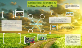 Copy of Agriculture