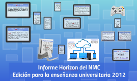 Informe Horizon del NMC 2012