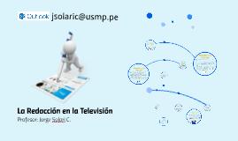 La Redacción en la Televisión