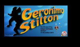 Boekbespreking Geronimo Stilton, De piraten van de zilveren kattenklauw