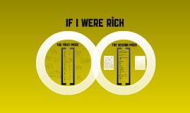 If I were Rich