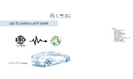 ISO 16949 to IATF