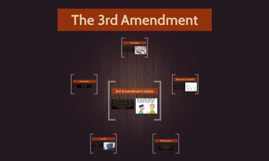 The 3rd Amendment
