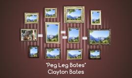 """Peg Leg Bates"""