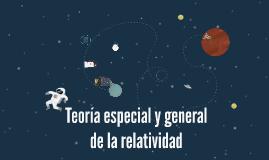 Teoría especial y general de la relatividad