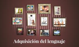 Copy of Aprendizaje de la lengua materna