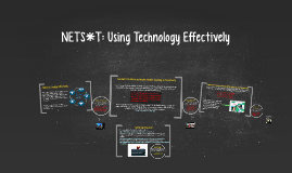 NETS*T: Using Technology Effectively