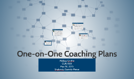 One-on-One Coaching Plans