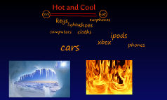 Hot and Cool