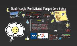 Qualificação Profissional Parque Dom Bosco