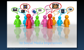 10 Social Media Imperatives