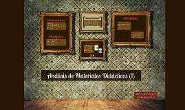 Análisis de Materiales Didácticos (1)