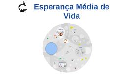 Copy of Esperança Média de Vida