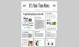 It's Your Time News