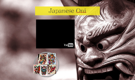 Copy of Japanese Oni