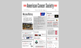 Copy of American Cancer Society