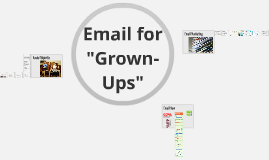 Professional Email Tactics