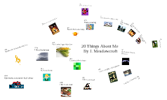 20 Things About Me