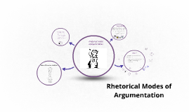 essay on rhetorical modes