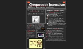 Chequebook Journalism