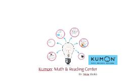 Kumon: Math & Reading Center