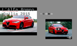 L'Alfa Romeo
