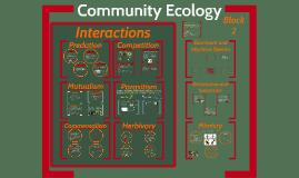Community Ecology Group Prezi: Block 2